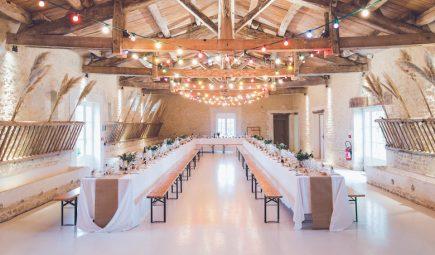 une table de mariage - LinenMe