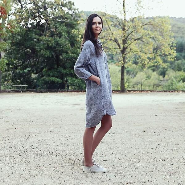 Robe en lin - LinenMe