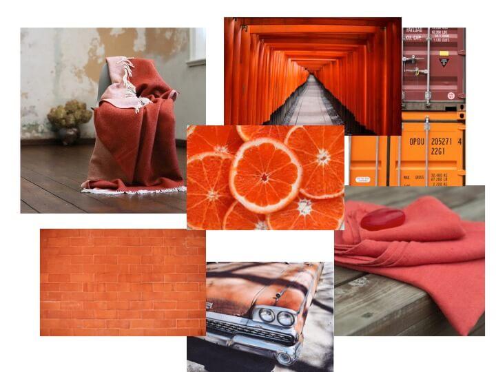 Rouille + orange