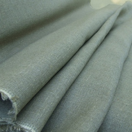 Tissu de capitonnage en lin naturel Prélavé