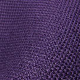 Toile de lin Rustico coloris Aubergine