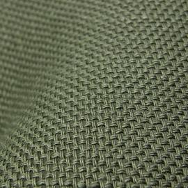 Toile de lin Rustico coloris vert safari
