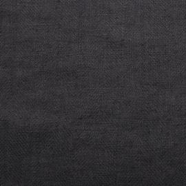 Toile de lin Lara coloris gris prélavé