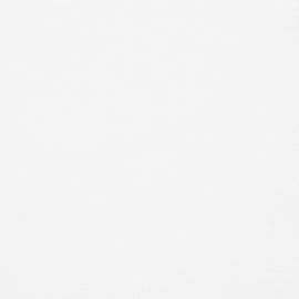 Toile de lin blanc pur Garza prélavé