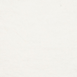 Toile de lin Rustico coloris blanc cassé
