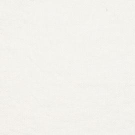 Échantillon de toile de lin blanc cassé Rustico