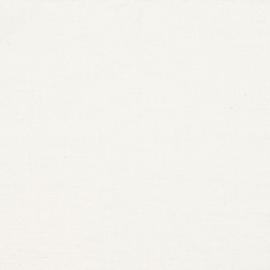 Échantillon de toile de lin blanc cassé Twill