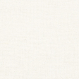 Toile de lin Rustic coloris blanc cassé