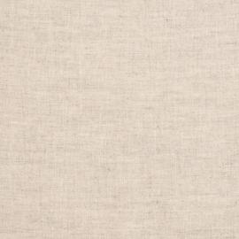 Échantillon de toile de lin naturel