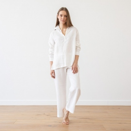Pyjama Alma en Lin Grey