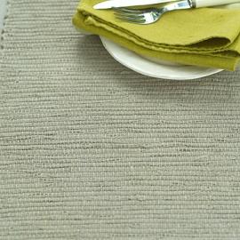Set de table en lin Inga coloris naturel