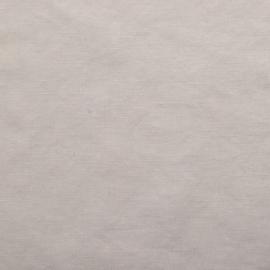 Argent Échantillon de Toile de Lin Stone Washed