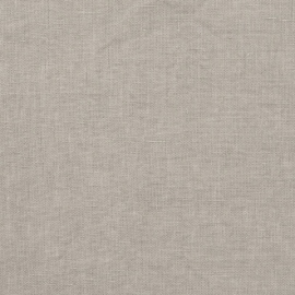 Taupe Toile de Lin Stone Washed