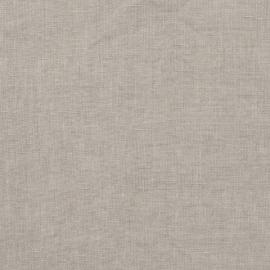 Taupe Échantillon de Toile de Lin Stone Washed