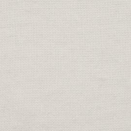 Tissu en lin gaufré argenté