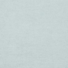 Échantillon de tissu gaufré en lin bleu glacier