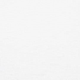 Tissu gaufré en lin blanc optique lavé