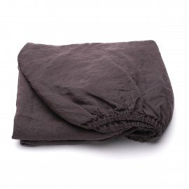 Rabbit Drap Housse en Lin Stone Washed