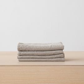 Serviette de Table en Lin Naturel Terra