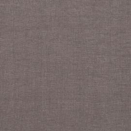 Steel Gris Échantillon de Toile de Lin Stone Washed
