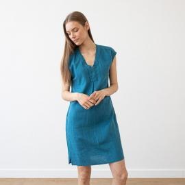 Indigo Lin Robe Emily
