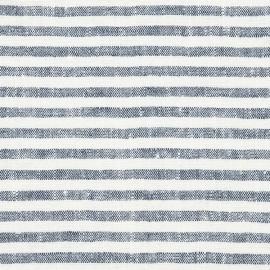 Linen Fabric Indigo Brittany Prewashed
