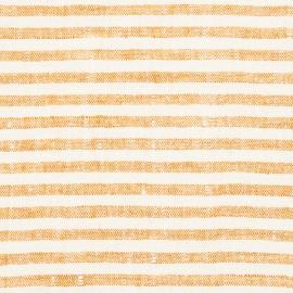 Tissu en lin Or Bretagne prélavé