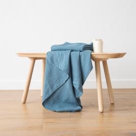 Drap de bain Lin Washed Waffle Jeans