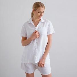 Blanc Pyjama Lin Emilia