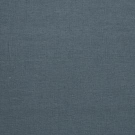 Blue Toile de Lin Upholstery