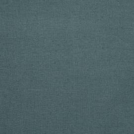 Navy UPHOLSTERY Fabric 100%Linen
